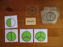 matematicas manipulativas CAIEV