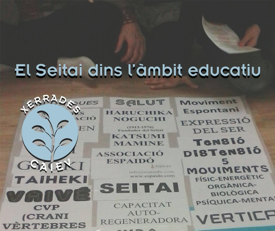 Seitai, educació viva