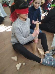 Curs d'educació viva a escoles bressol del CAIEV