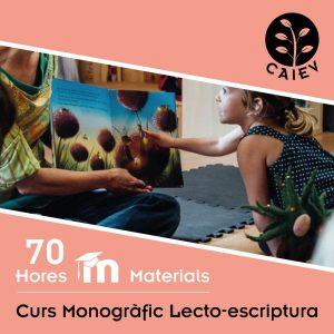 curs monografic lecto escriptura educacio viva